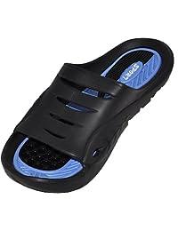 cinco 男式橡胶凉鞋拖鞋舒适淋浴沙滩鞋懒人拖鞋