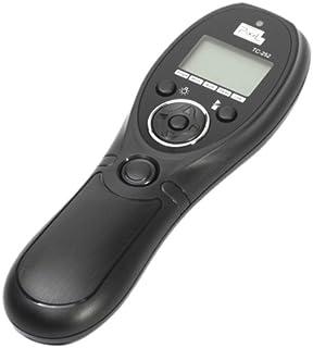 Pixel Timer 电缆遥控器 用于尼康 D7000, D5200, D5100, D5000, D3200, D3100, D600, D90 如 MC-DC2