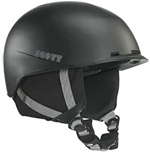 Scott 防滑雪头盔 中 224274;Black Matt-Medium