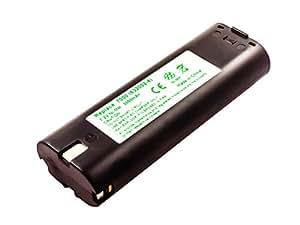 AccuPower 电池适用于 Makita 7000、7001、7002、7033 P506CH