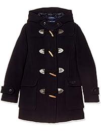 [橄榄球场] 橄榄球学校 双排扣大衣[藏青色] 女孩 1J90001-88