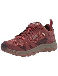 KEENE 徒步旅行鞋 TERRADORA II WP 女士 Cherry Mahogany/Coral 22.5 cm D