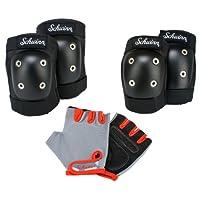 Schwinn 儿童垫套装及膝肘和手套