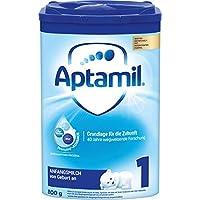 Aptamil 爱他美 1段 婴儿配方奶粉 0-6个月 800g 单罐装