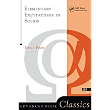 Elementary Excitations In Solids (Frontiers in Physics) (English Edition)