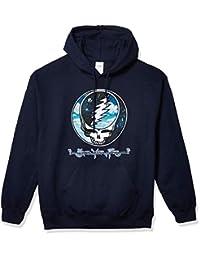 Liquid Blue 男式 Sky Space SYF 连帽运动衫