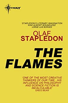 """The Flames (English Edition)"",作者:[Stapledon, Olaf]"
