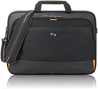 Solo 专业17.3英寸手提笔记本电脑包 黑色 UBN300