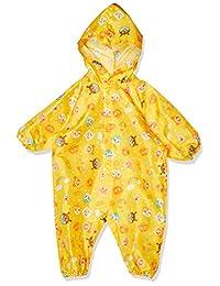 [面包超人] 雨衣连体衣 IA1929,面包超人全图案雨衣 儿童 IA1929 黄色 80