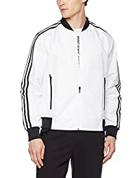 adidas 阿迪达斯 男式 运动型格 梭织夹克 SV JKT WV 3S
