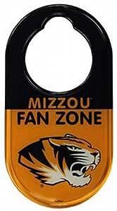 NCAA Missouri Tigers Door Hanger Do Not Disturb Sign