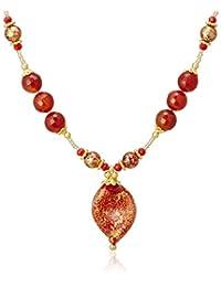 [pure pearl] pure pearl Rosso 奥洛托 艾丽卡 项链 PP608026
