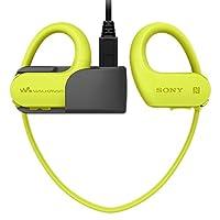 Sony 索尼 NW-WS623 可穿戴式运动防水音乐播放器 柠檬绿 4G