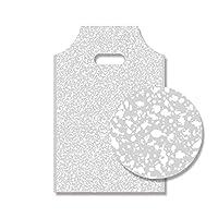 【收银袋不含料】HEKO 生物便携包 100片装 3S SPTA白色 #6959300