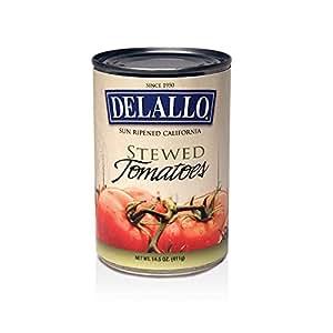DeLallo Italian Stewed Tomatoes