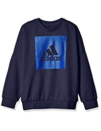adidas Kids 阿迪达斯 阿迪达斯 男童 大童套头卫衣