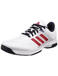 adidas 阿迪达斯 男 网球鞋 barricade court OC
