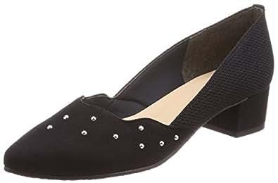 [JELLY BEANS] 浅口鞋 13803517 黑色 24.5 cm