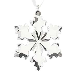 Swarovski Crystal Star Ornament, Small
