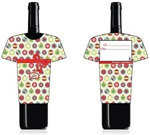 Wine Wear [Treat] 趣味*瓶罩 - 送给万圣节的葡萄*卡片 装饰品 B026