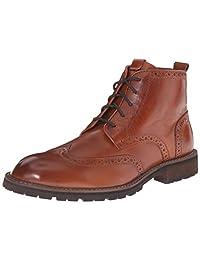 Florsheim 男士Brannon系列 尖头皮靴