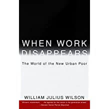 When Work Disappears: The World of the New Urban Poor (English Edition)