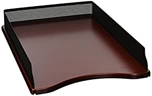 Rolodex 1813916 Distinctions Self-stacking Desk Tray
