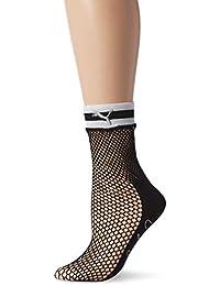PUMA 女士 X Sg 渔网低筒袜(1 双)