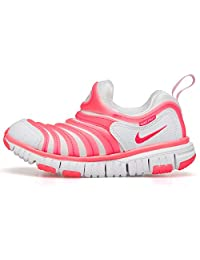 Nike 耐克 童鞋 2018夏季毛毛虫缓震运动鞋舒适耐磨防滑套脚跑步鞋AA7216-100 AA7216-100