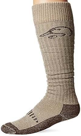 Ducks Unlimited Merino Wader 袜,1 双 中 棕色 801-038-Medium