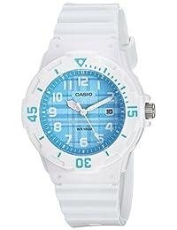 Casio 卡西欧 女式 LRW-200H-2CVCF 模拟显示石英白色手表