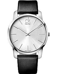 Calvin Klein 卡尔文克莱恩 美国品牌 瑞士制造 石英男士手表 K2G211C6