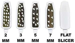 5 件套刀片适用于三角板快速折叠螺旋桨
