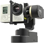 Feiyu FY-WG 3 轴可穿戴镜头适用于 GoPro 摄像机 - 黑色
