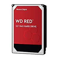 Western Digital WD Red 系列WD101EFAX-EC HDD 8) 10TB