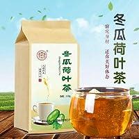 【共80小包,随时享用解腻】冬瓜荷叶茶花茶决明子茶去大肚子袋泡茶(2盒装共320g)