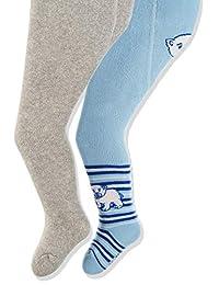 Playshoes 婴儿弹性保温软管保温紧身裤(2 件装)