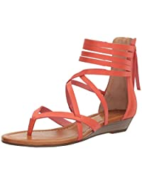 Jessica Simpson 女 时装凉鞋 JS-ROSELEN(亚马逊进口直采,美国品牌)