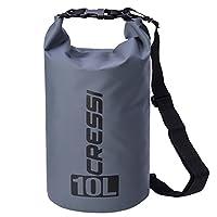 Cressi 科越思 中性 DRY BAG 手机防水包防水袋 浮潜溯溪沙滩收纳包装备袋 大容量 (供应商直送)