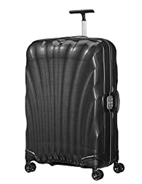 Samsonite 新秀丽 lite-locked–spinner 75/ 28 手提行李,75厘米 ,93升,黑色