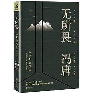 无所畏(2018年冯唐全新作品,一部坦露自我的真诚之作)