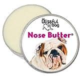 The Blissful Dog Bulldog 无香型鼻托,0.15 盎司 4-Ounce