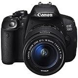 Canon 佳能 EOS 700D 数码单反套机(EF-S 18-55mm f/3.5-5.6 IS STM 镜头)