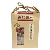 自然素材 零食黑糖沙琪玛400g