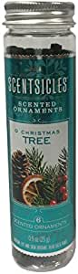 香味棒 - 6 件装 管 O' Christmas Tree 04558-012
