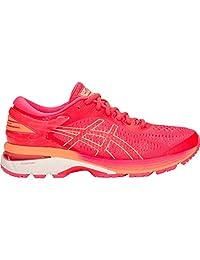 ASICS Gel-Kayano 25 女式跑步鞋 Diva Pink/Mojave 10.5 M US