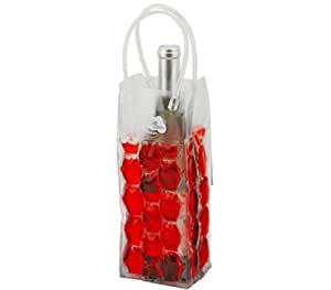 TRUE fabrications 瓶泡泡 FREEZE BAG 红色 2 件装