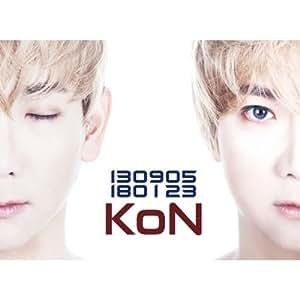 KoN - [130905 180123]Special Album Gypsy Violinist K-POP Sealed Classic Jazz Music 【亚马逊海外卖家】
