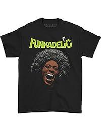 Funkadelic Free Your Mind 成人 T 恤