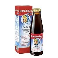 Rotbäckchen 妈妈补铁+ 3瓶(3x450ml)